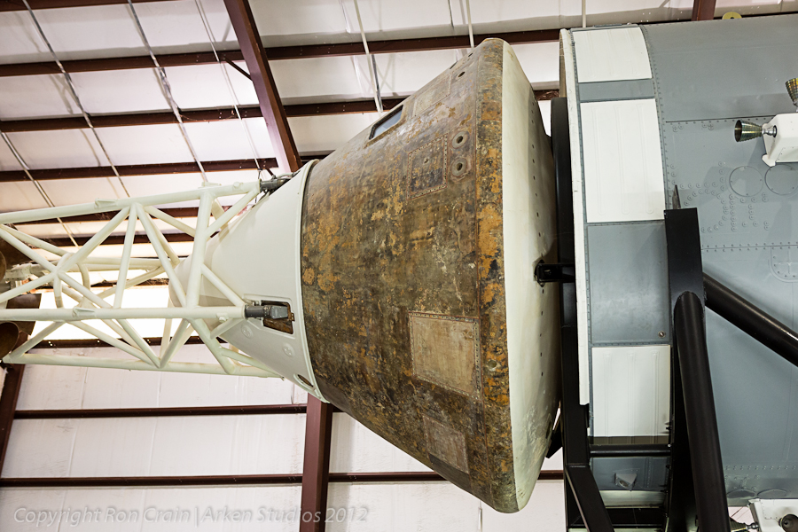 Saturn V Capsule