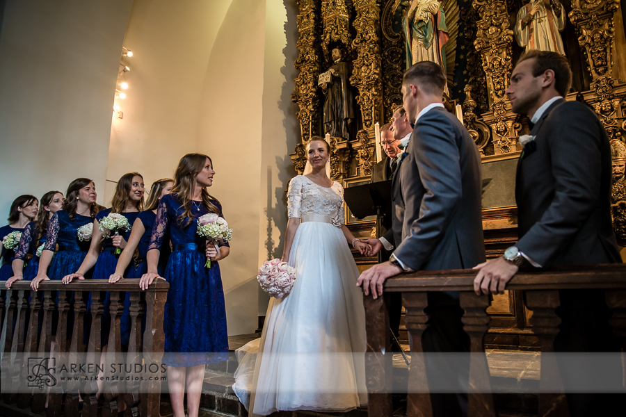 St. Francis Chapel San Diego Wedding Photography
