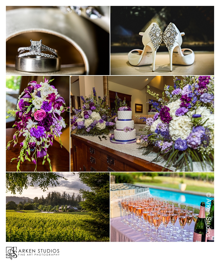 Healdsburg Wedding Photographer Dutcher Crossing Winery 01